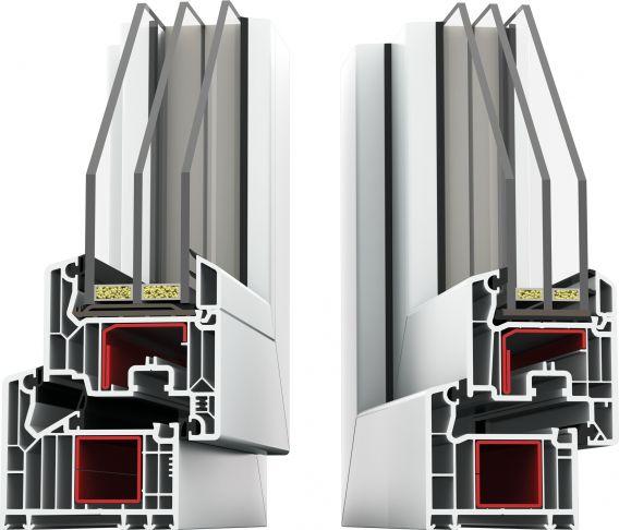 AG FENETRES - Okna PVC VEKA